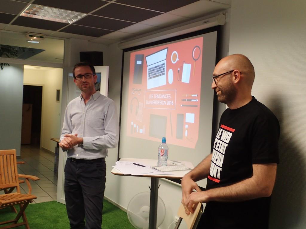 Conférence web design